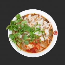 酸菜鱼腩粉